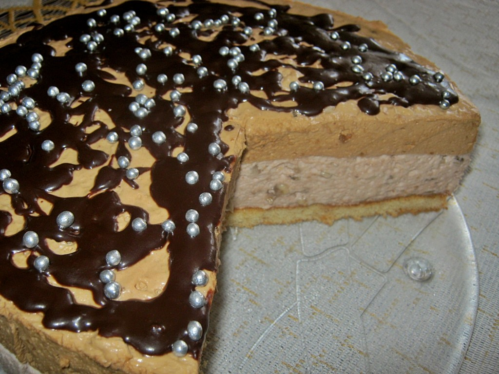 Ciasto z musem bananowo-karmelowym5