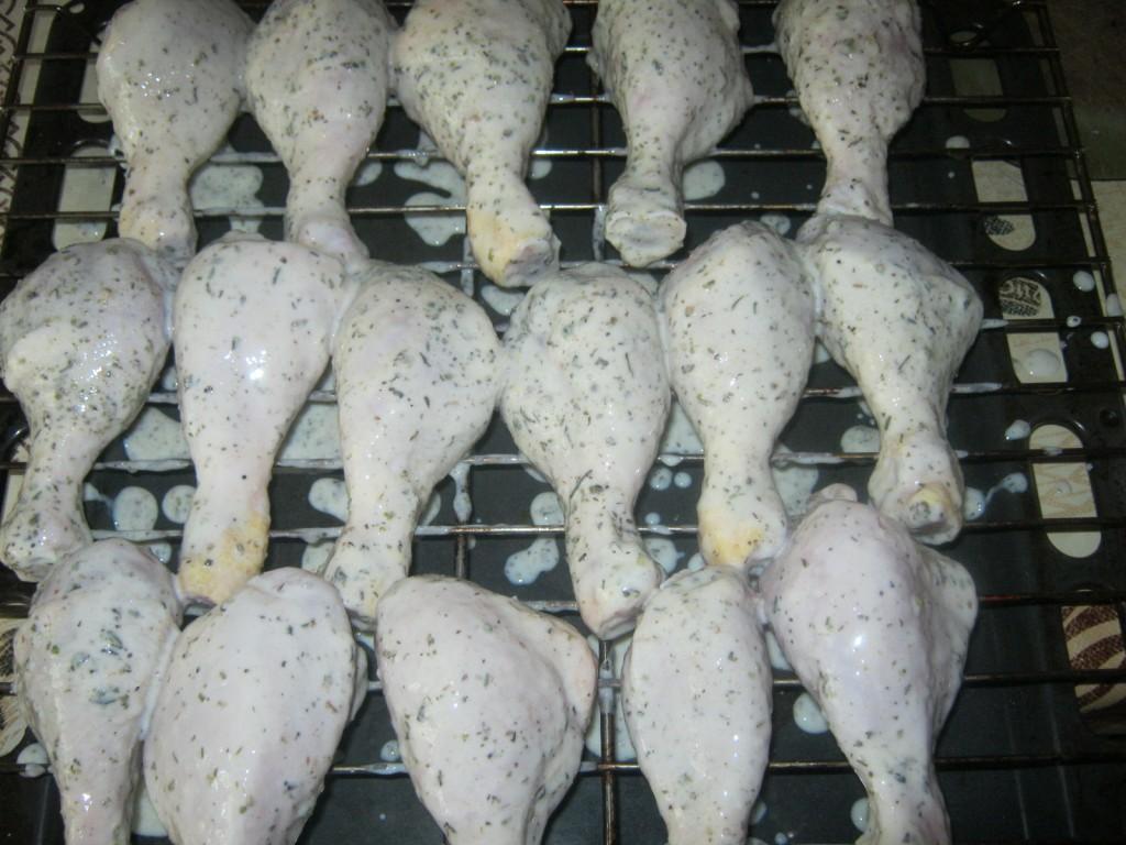 Kurczak marynowany w kefirze7