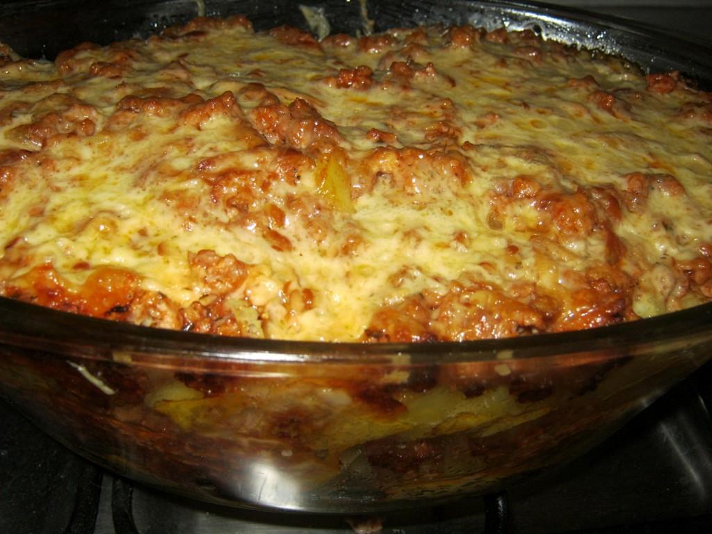 Lazania z ziemniaków1