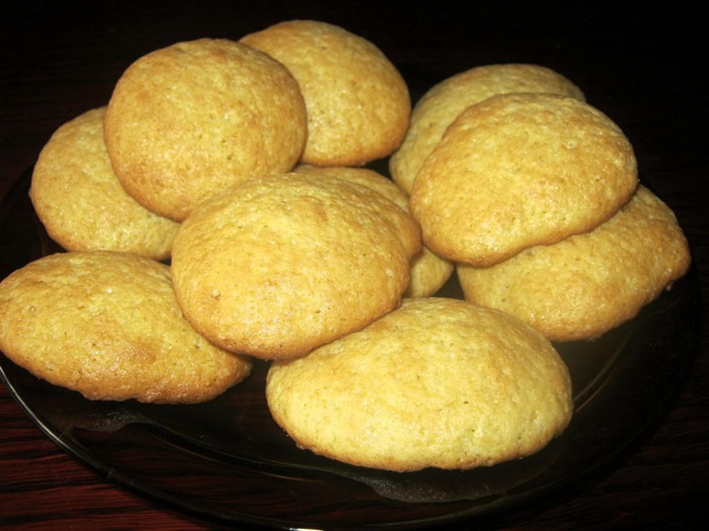 Mięciutkie ciasteczka a'la biszkopciki