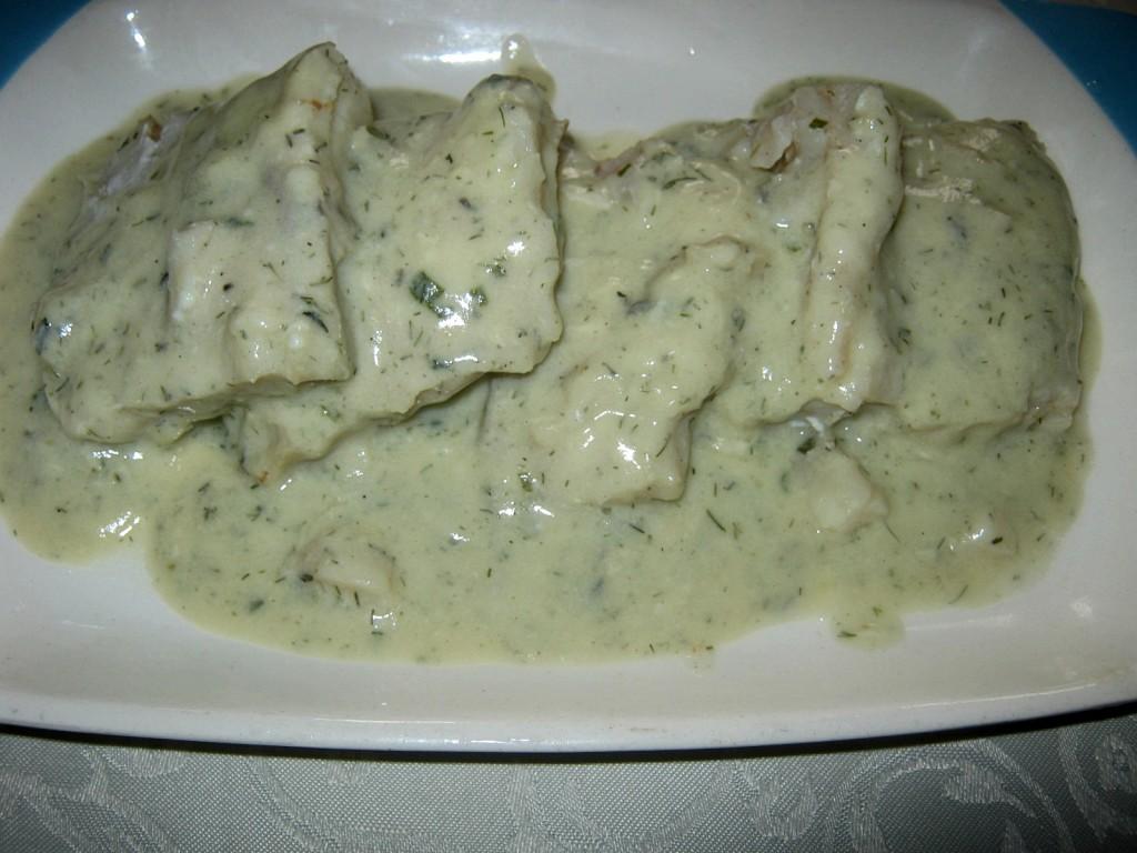 Ryba w sosie serowym3