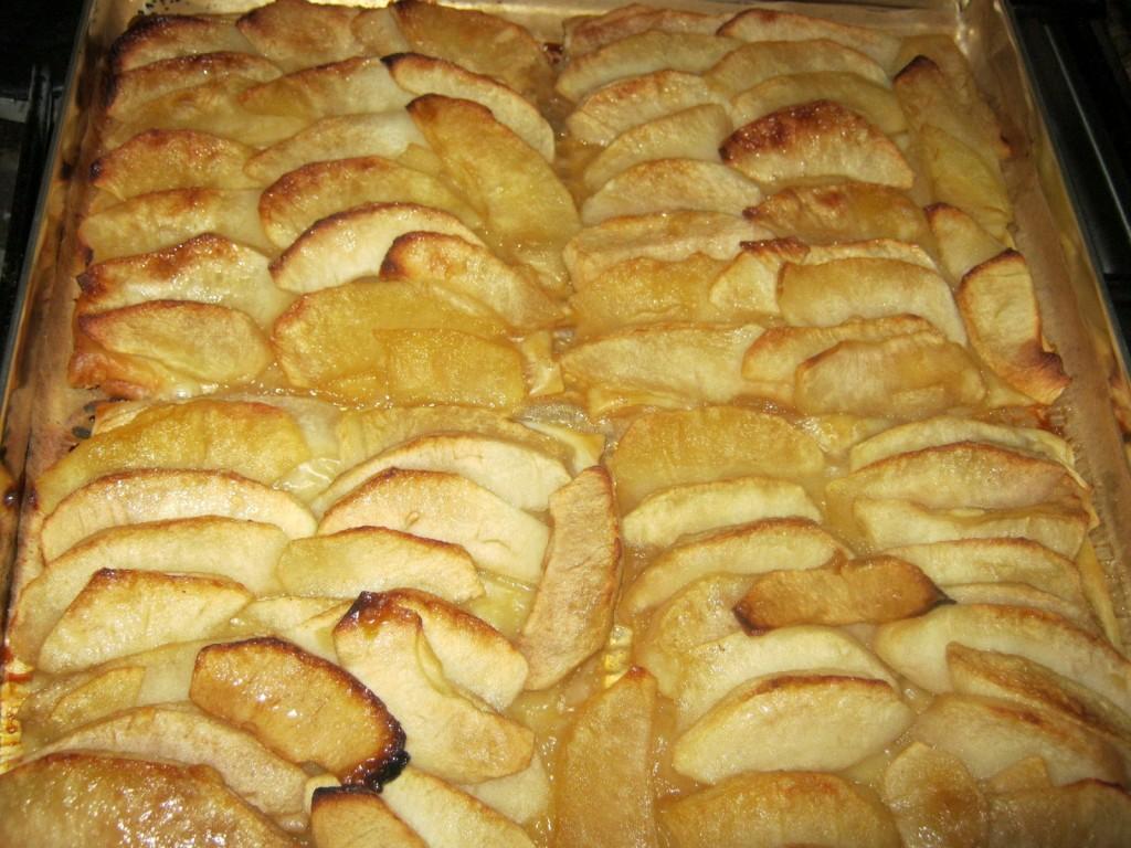 Tarta jabłkowa na cieście francuskim4