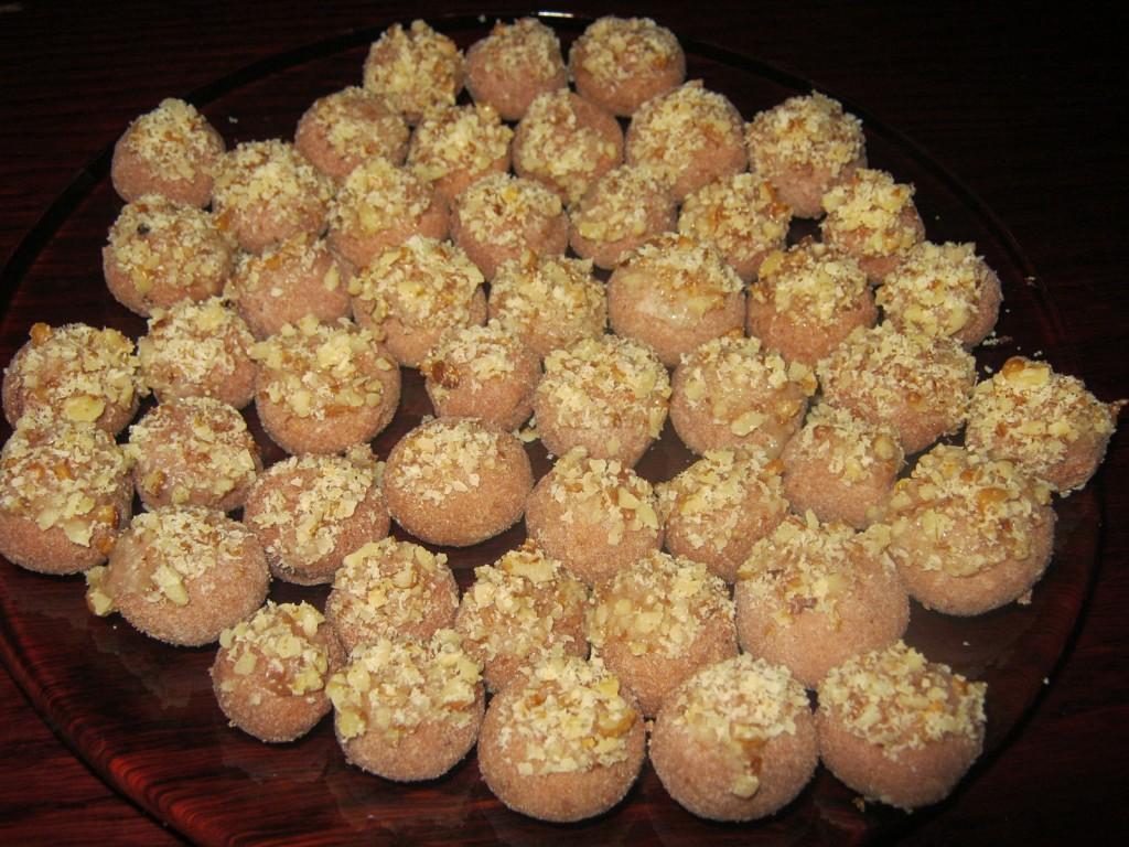 Ciasteczka z orzechem laskowym