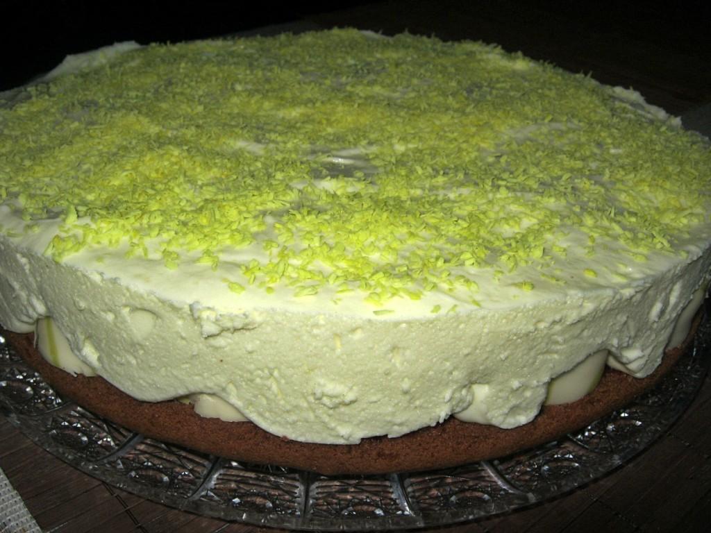 Ciasto z ciepłymi lodami1