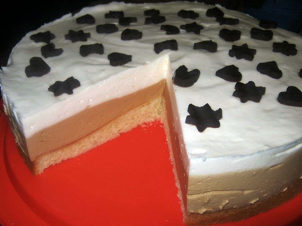 Ciasto Latte