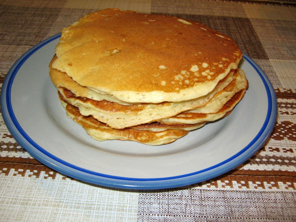 Pancakesy-naleśniki amerykańskie1