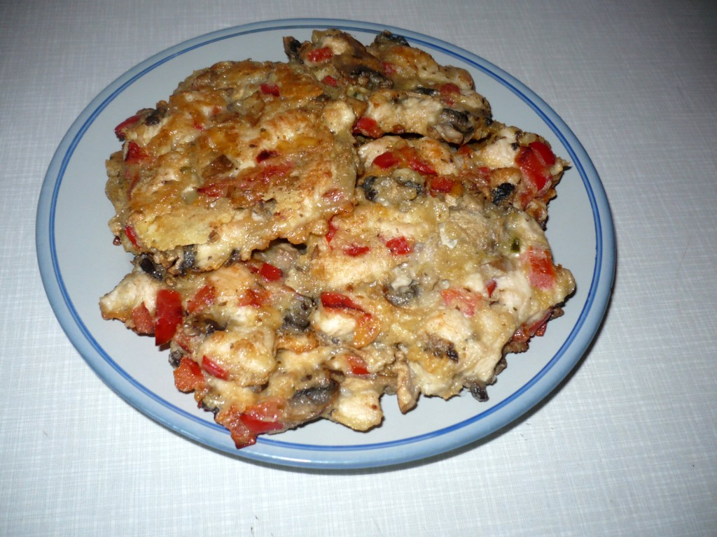 Kotleciki z piersi kurczaka4