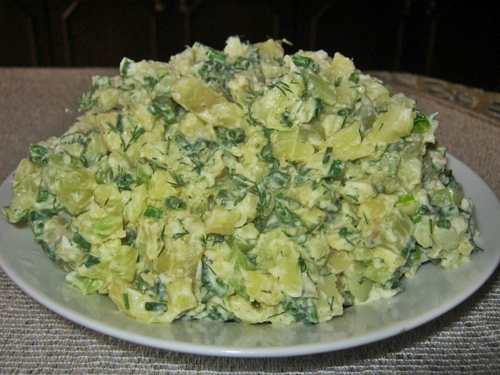 salatka-ziemniaczana-ze-swiezym-ogorkiem