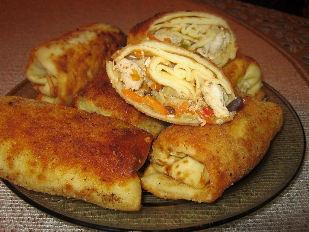 Krokiety na smak orientalny1