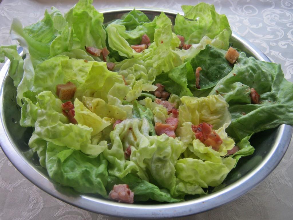 Zielona sałata po śląsku8