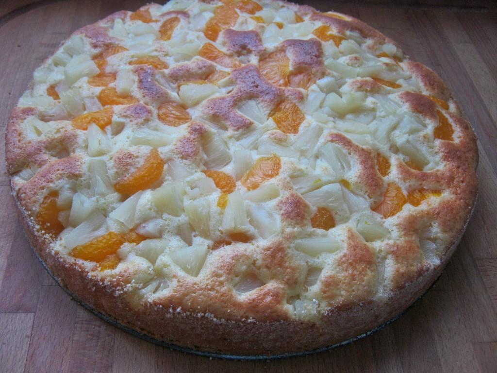 Lekkie i szybkie ciasto z owocami26